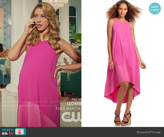 Trina Turk Cayden Dress worn by Yael Grobglas on Jane the Virgin