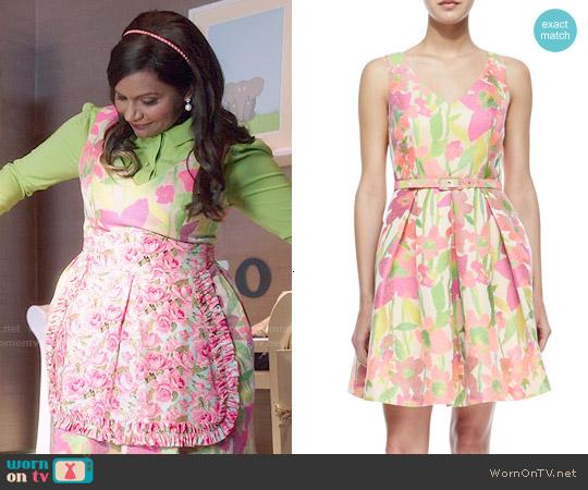 Multi Colored Floral Dresses