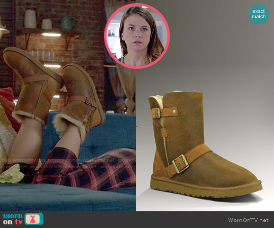 Ugg Dylyn Boot worn by Liza Miller on Younger