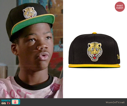 Undefeated Tiger Snapback Hat worn by Astro on Red Band Society