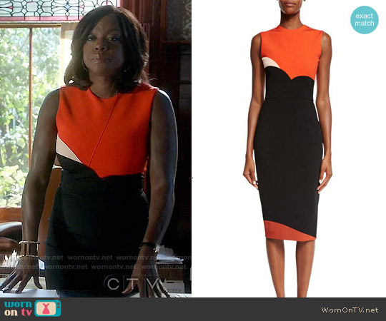 worn by Annalise Keating (Viola Davis) on HTGAWM