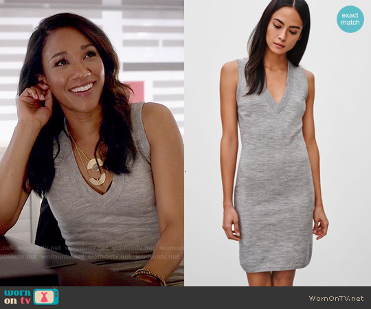 Wilfred Desy Dress worn by Candice Patton on The Flash