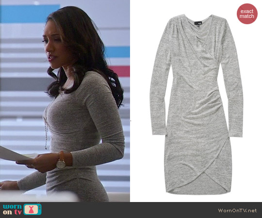 Wilfred Free Klum Dress in Heather Veniel worn by Iris West on The Flash