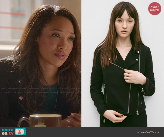 Wilfred Montesson Jacket worn by Candice Patton on The Flash