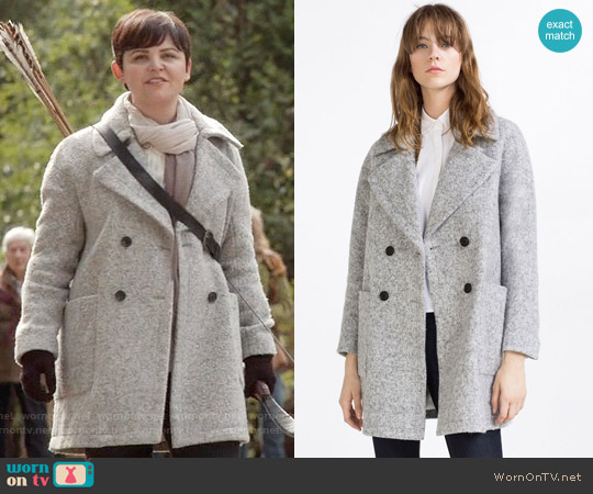 worn by Mary Margaret (Ginnifer Goodwin) on OUAT
