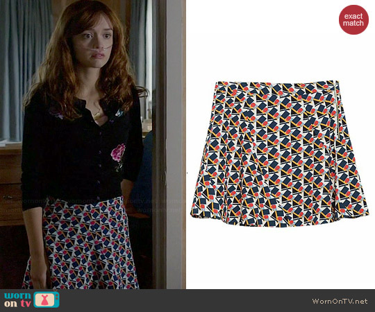 worn by Emma Decody (Olivia Cooke) on Bates Motel